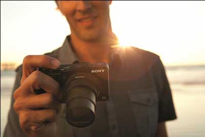 Sony HX20V