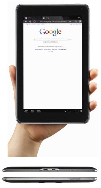 Lg tablette