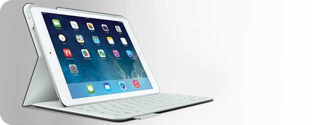 Logitech FabricSkin Keyboard Folio for iPad (5th Generation)