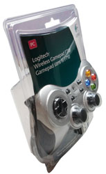 Logitech Gamepad F510 Packaging