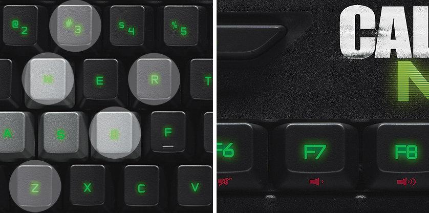 logitech 920 003434 gaming keyboard g105 clavier noir informatique. Black Bedroom Furniture Sets. Home Design Ideas