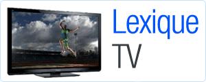 Lexique TV