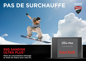 SanDisk Ultra Plus Solid State Drive (Notebook-version)