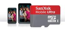 SanDisk Mobile Ultra SD HC