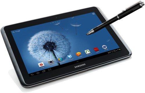 Wacom CS-400 Stylet Haute Précision Stylus Feel Carbon (pour Samsung Galaxy Note, Microsoft