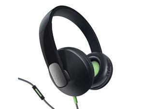 Belkin PureAV 009 Headphones Product Shot