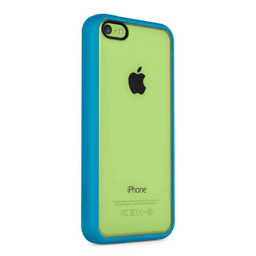 Belkin Coque Polycarbonate iPhone Transparent dp BFFCY