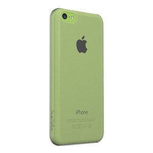Étui Micra Sheer Matte Belkin pour iPhone 5c d'Apple