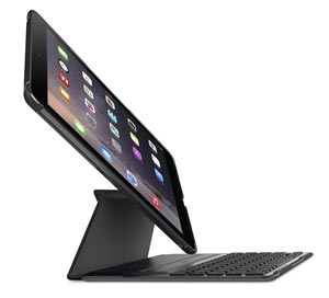 Belkin F5L176edBLK Etui/Clavier Ultimate Pro pour iPad Air 2 Noir