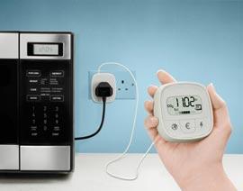 F7C005 Conserve Compteur à affichage digital Insight in a Kitchen