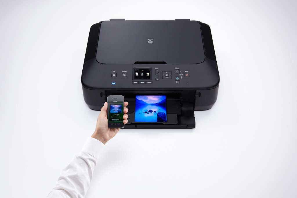 canon pixma mg5550 imprimante jet d 39 encre multifonction couleur informatique. Black Bedroom Furniture Sets. Home Design Ideas