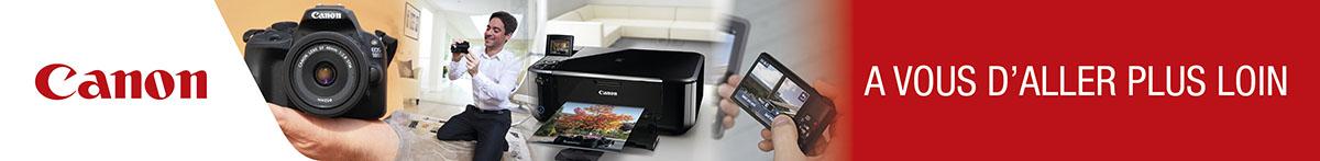 Boutique Canon : Appareils photo numériques, compacts, reflex, caméscopes, imprimantes, consommables, cartouches