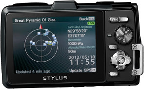 GPS & e.Compass