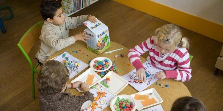 Jeux créatifs et éducatifs