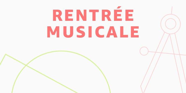 Rentrée scolaire - Solfège, partition, méthode de musique, formation musicale