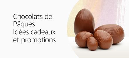 Chocolats de Pâques : découvrez notre sélection