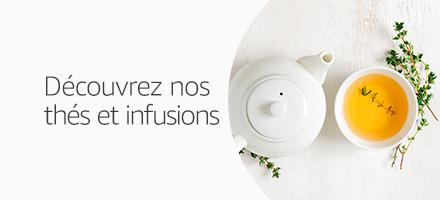 Découvrez nos thés et infusions