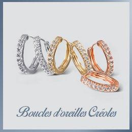 Boucles d'Oreilles Classic Creoles