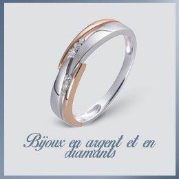 Bijoux en Argent et en Diamants