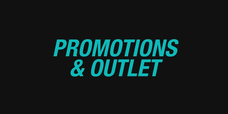 Promotions & outlet sports et loisirs