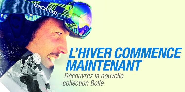 Nouvelle collection Bollé
