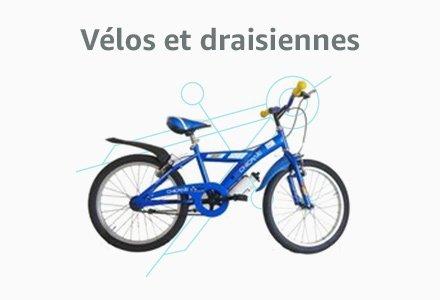 Vélos et draisiennes