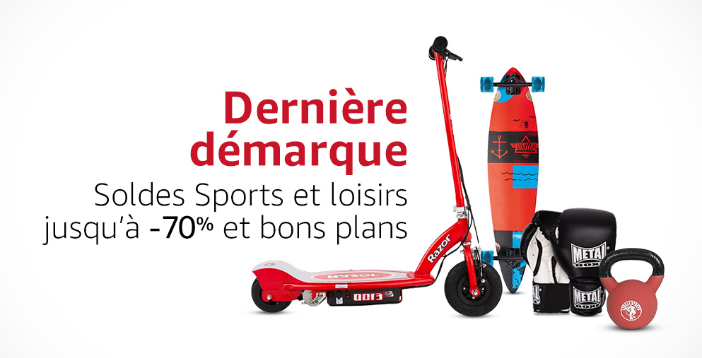 Soldes sports