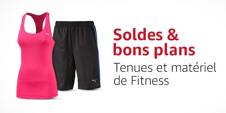 Soldes fitness
