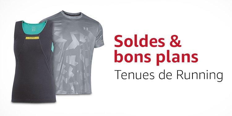 Soldes & bons plans : running