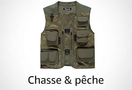 Soldes & plans : chasse & pêche