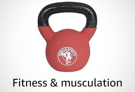 Soldes et bons plans : Fitness & musculation