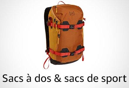 Soldes & bons plans : sacs à dos & sacs de sport