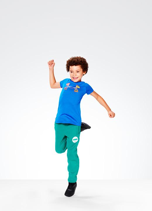 Vêtements de sport garçon