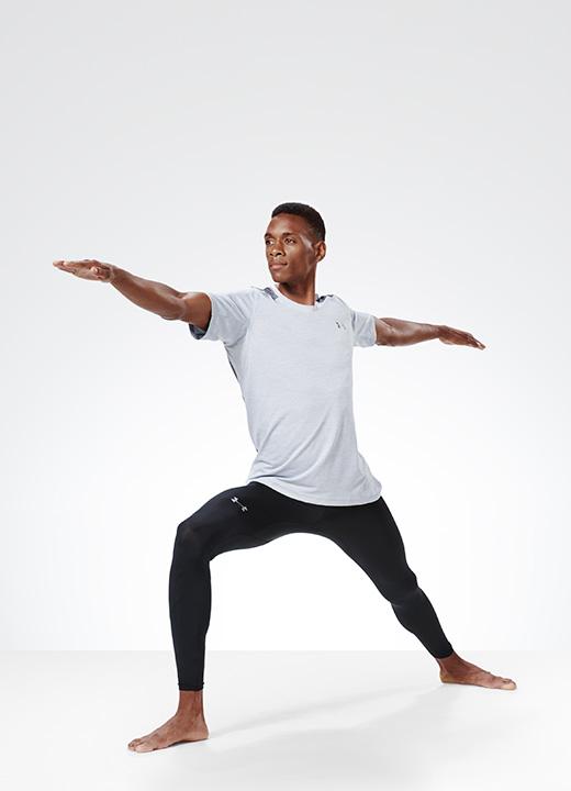 Vetements yoga homme