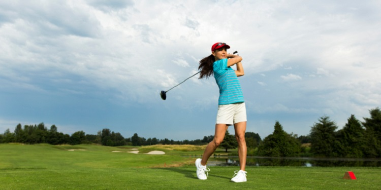 Vêtements Golf femmes