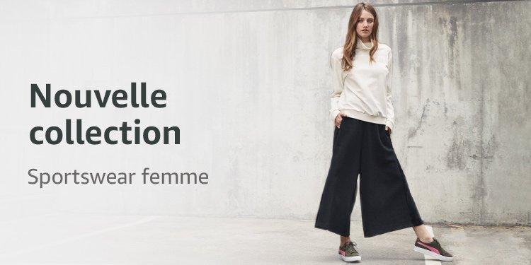 Nouvelle collection Sportswear Femme automne-hiver
