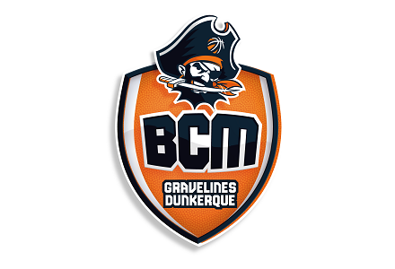 BCM Gravelines-Dunkerque Pro A