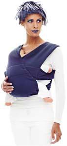 Le poids du bébé est répartit sur la largeur des épaules et le dos.