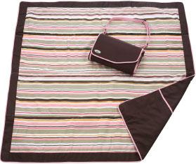tomy jj cole couverture pique nique vert gris b b s pu riculture. Black Bedroom Furniture Sets. Home Design Ideas