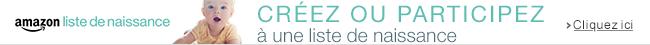 Liste de Naissance Amazon