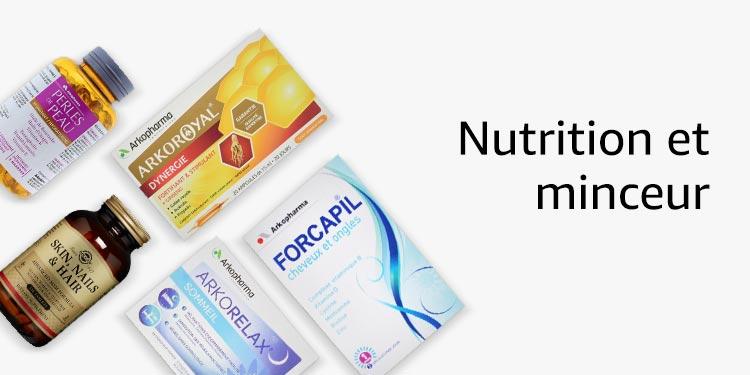 Nutrition et minceur