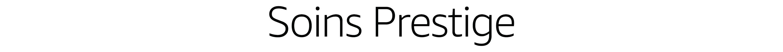 Soins Prestige