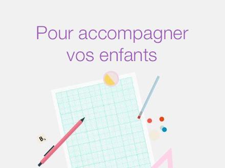 Livres et guide d'éducation pour les parents