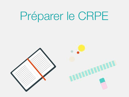 Préparer le CRPe