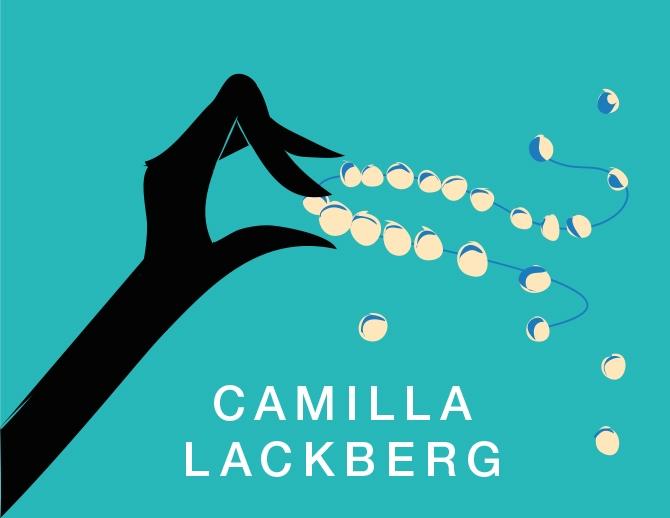 Top Auteur Camilla Lackberg