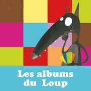 Les albums du Loup