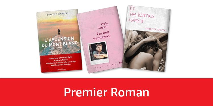 Premiers Romans 2017