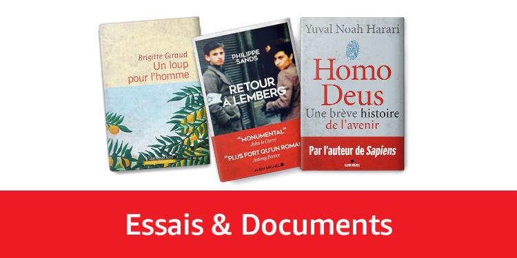 Essais et documents
