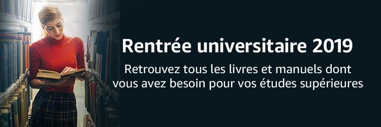 Rentrée universitaire