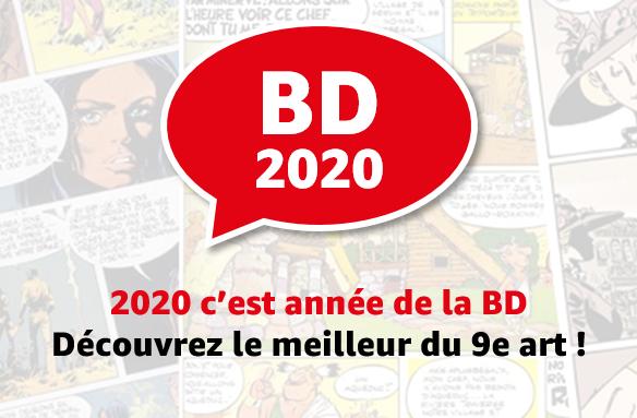 2020 annee de la BD